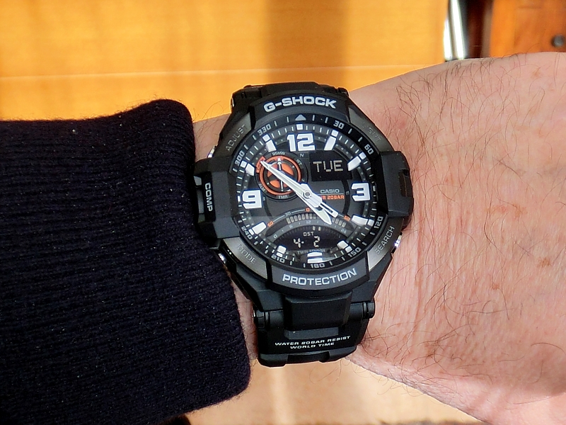 Часы g shock ga 1000 1a casio