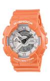 Японские часы Casio GA-110SG-4AER Коллекция G-Shock GA