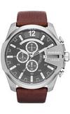 Fashion часы Diesel DZ4290 Коллекция Chronograph 14
