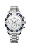 Швейцарские часы Edox 10406 357B NAIN Коллекция Royal Lady Chronolady