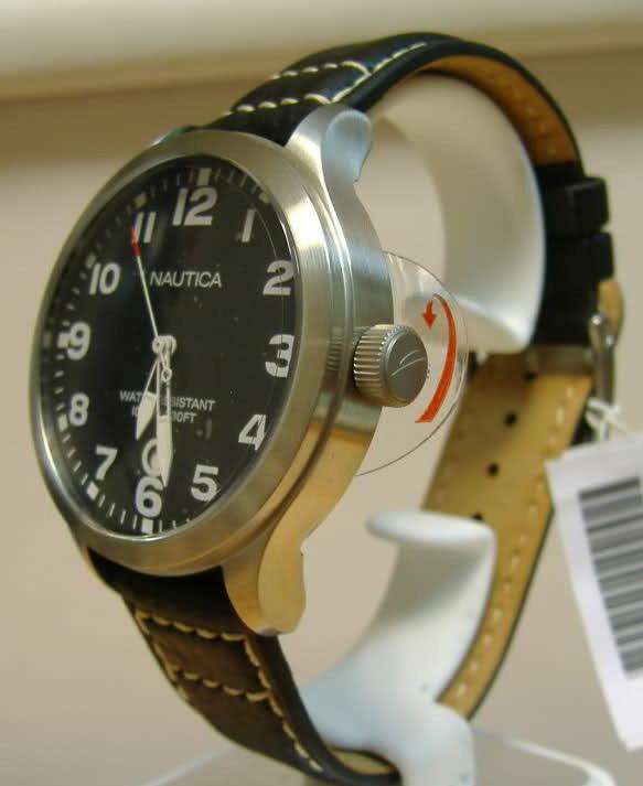 Купить часы наутик