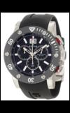 Швейцарские часы Edox 10014 3NC NIN Коллекция Class-1 Chronoffshore Big Date