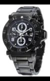 Японские часы Nexxen NE10901CHM BLK/BLK Коллекция Anold 10901