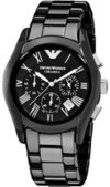 Fashion часы Armani AR1400 Коллекция Ceramic Chronograph 3