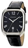 Японские часы Romanson TL1257MWH BK Коллекция Adel TL1257