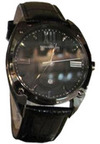 Японские часы Romanson TL1272MB BK Коллекция Classic TL1272