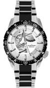 Европейские часы Jacques Lemans 1-1584L Коллекция Liverpool GMT 1-1584
