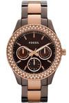 Fashion часы Fossil ES2955 Коллекция Casual 16
