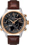 Европейские часы Timex T2N942 Коллекция Traveller World Time
