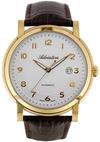 Швейцарские часы Adriatica 8198.1223A Коллекция Gents Leather 8198