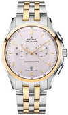 Швейцарские часы Edox 10102 357J AID Коллекция WRC Classic Chronograph
