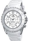 Европейские часы Viceroy 47562-095 Коллекция Ceramic & Sapphire Chronograph 47562