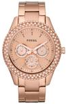 Fashion часы Fossil ES3003 Коллекция Casual 16