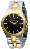 Японские часы Bulova 98B133 Коллекция Dress 22