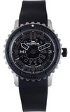 Швейцарские часы Fortis 675.10.81 K Коллекция B-42 Big Black Automatic