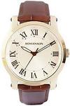 Японские часы Romanson TL0334MG GD (R) Коллекция Adel TL0334