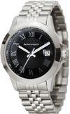 Японские часы Romanson TM0361MWH BK Коллекция Adel TM0361