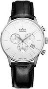 Швейцарские часы Edox 10408 3A AIN Коллекция Les Vauberts Chronograph