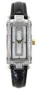 Японские часы Nexxen NE12501CL 2T/SIL/BLK Коллекция El Bizou 12501