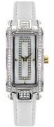 Японские часы Nexxen NE12501CL 2T/SIL/WHT Коллекция El Bizou 12501