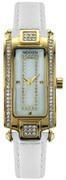 Японские часы Nexxen NE12501CL GP/SIL/WHT Коллекция El Bizou 12501