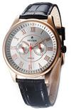 Японские часы Nexxen NE12801M RG/WHT/BLK Коллекция Anold 12801