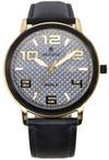 Японские часы Nexxen NE12803M GP/BLK/WHT/BLK Коллекция Anold 12803