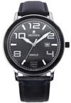 Японские часы Nexxen NE12803M PNP/BLK/BLK/BLK Коллекция Anold 12803