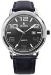 Японские часы Nexxen NE12803M PNP/PNP/BLK/BLK Коллекция Anold 12803