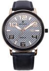 Японские часы Nexxen NE12803M RG/BLK/WHT/BLK Коллекция Anold 12803