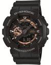 Японские часы Casio GA-110RG-1AER Коллекция G-Shock GA