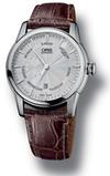 Швейцарские часы Oris 745.7666.4051LS Коллекция Artelier Small Second, Pointer Day