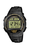 Японские часы Casio W-734-9AVEF Коллекция W-734