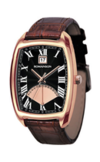 Японские часы Romanson TL0394MRG BK Коллекция Adel TL0394