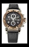 Японские часы Nexxen NE10902CHM RC/BLK/BLK Коллекция Anold 10902