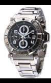 Японские часы Nexxen NE10901CHM PNP/BLK Коллекция Anold 10901