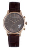 Швейцарские часы Claude Bernard 01002 37R BRIR Коллекция Classic Chronograph