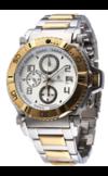 Японские часы Nexxen NE10901CHM 2T/SIL Коллекция Anold 10901