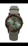 Японские часы Romanson RL8254QLR2T WH Коллекция Giselle RL8254
