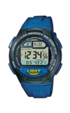 Японские часы Casio W-734-2AVEF Коллекция W-734