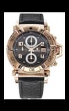 Японские часы Nexxen NE10902CHM RG/BLK/BLK Коллекция Anold 10902