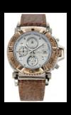 Японские часы Nexxen NE10902CHM RC/SIL/BRN Коллекция Anold 10902