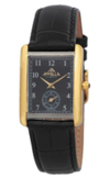 Швейцарские часы Appella 4353-2014 Коллекция Leather Line Rectangular 4353