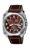 Швейцарские часы Wenger W77014 Коллекция AeroGraph Cockpit Chrono