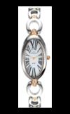 Японские часы Romanson RM0348QLR2T WH Коллекция Giselle RM0348