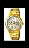 Японские часы Casio SHE-3800GD-7AEF Коллекция Collection SHE