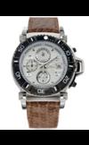 Японские часы Nexxen NE10902CHM PNP/BLK/SIL/BR Коллекция Anold 10902