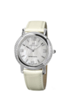 1673.2.1063 white-cz, ss-cz, pearl leather