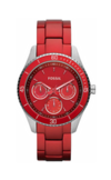 Fashion часы Fossil ES3034 Коллекция Aluminum 2