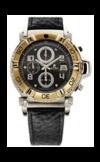 Японские часы Nexxen NE10902CHM 2T/BLK/BLK Коллекция Anold 10902